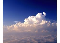 蓝天白云图片58