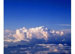蓝天白云图片05