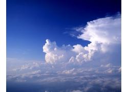 蓝天白云图片24