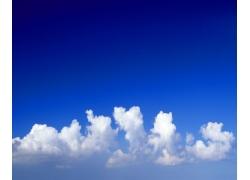 蓝天白云图片25
