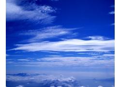 蓝天白云图片07
