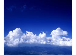 蓝天白云图片10