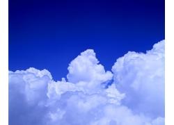 蓝天白云图片31