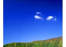 蓝天白云图片32