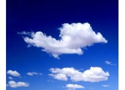 蓝天白云图片35