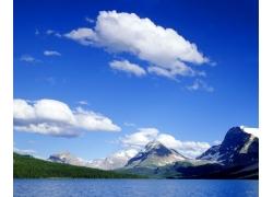 蓝天白云图片38