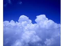 蓝天白云图片40