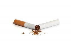 半截烟头高清图片