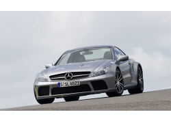奔驰超级跑车高清图片