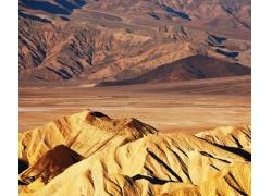 高山荒漠美丽风景图片
