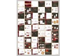 广告公司vi设计矢量素材