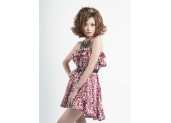 性感时尚个性发型美女高清图片