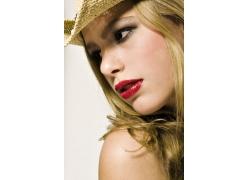 漂亮时尚女人发型设计高清图片