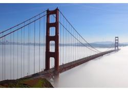 旧金山风景图片