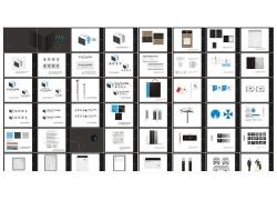 企业公司VIS模板