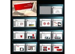 广告公司VI设计模板
