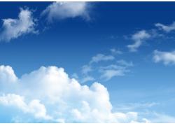 蓝天白云图片素材03