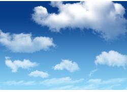 蓝天白云图片素材24