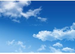 蓝天白云图片素材07