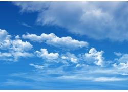 蓝天白云图片素材31