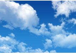 蓝天白云图片素材12