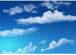 蓝天白云图片素材16