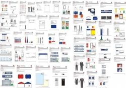 超市VI视觉识别系统