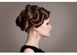 女性发型设计高清图片
