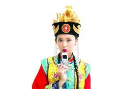清宫格格人物摄影图片08图片