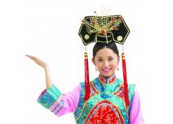 清宫格格人物摄影图片68图片