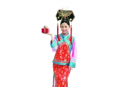 清宫格格人物摄影图片11