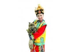 清宫格格人物摄影图片52