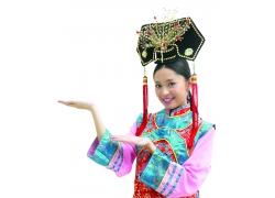 清宫格格人物摄影图片72图片
