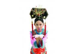 清宫格格人物摄影图片13图片