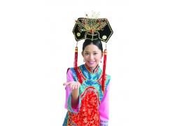 清宫格格人物摄影图片15
