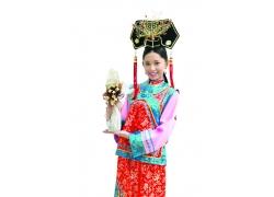 清宫格格人物摄影图片55图片