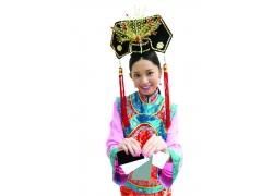 清宫格格人物摄影图片18图片