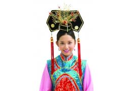 清宫格格人物摄影图片20