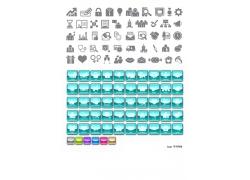 韩国网页图标合集