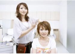 发型设计时尚美女高清图片