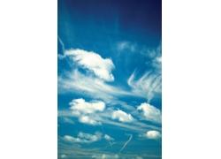 天空中的云彩