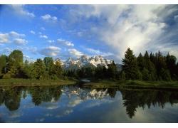 自然风景图片素材