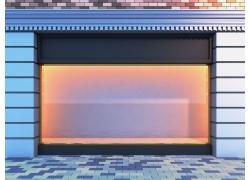 橱窗设计效果图