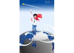 创意儿童教育海报图片