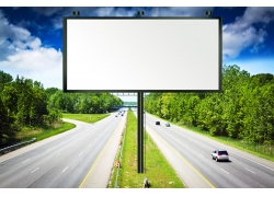公路巨幅广告