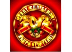2012圣诞节背景