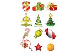 圣诞节日素材图片