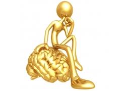 3D小人与大脑