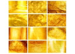 12张金色背景图片