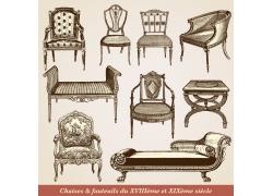 欧式复古家具